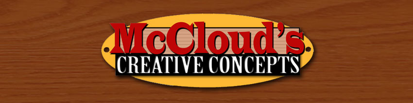 McCloud's Creative Concepts - happy customer